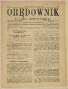 Orędownik Powiatu Mogileńskiego 1929 Nr 64