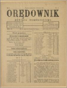 Orędownik Powiatu Mogileńskiego 1929 Nr 74