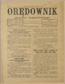Orędownik Powiatu Mogileńskiego 1929 Nr 82