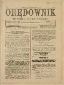 Orędownik Powiatu Mogileńskiego 1929 Nr 87