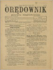 Orędownik Powiatu Mogileńskiego 1929 Nr 88