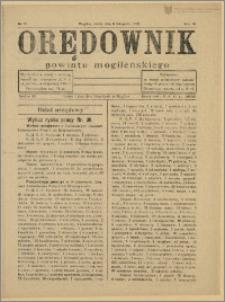 Orędownik Powiatu Mogileńskiego 1929 Nr 89