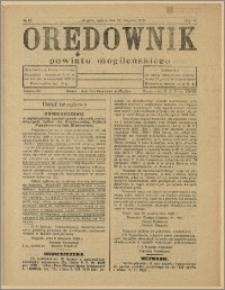 Orędownik Powiatu Mogileńskiego 1929 Nr 92