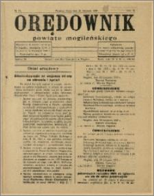 Orędownik Powiatu Mogileńskiego 1929 Nr 93
