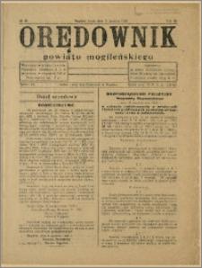Orędownik Powiatu Mogileńskiego 1929 Nr 99
