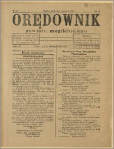 Orędownik Powiatu Mogileńskiego 1929 Nr 100