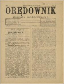 Orędownik Powiatu Mogileńskiego 1930 Nr 7