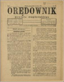 Orędownik Powiatu Mogileńskiego 1930 Nr 28
