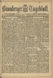 Bromberger Tageblatt. J. 12, 1888, Nr 33