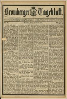 Bromberger Tageblatt. J. 12, 1888, Nr 59