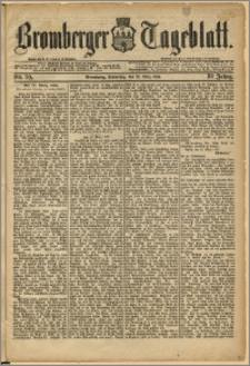 Bromberger Tageblatt. J. 12, 1888, Nr 70