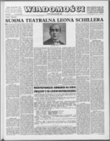 Wiadomości, R. 17 nr 36 (858), 1962