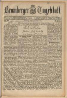 Bromberger Tageblatt. J. 12, 1888, Nr 102