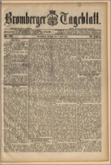 Bromberger Tageblatt. J. 12, 1888, Nr 129