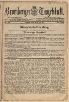Bromberger Tageblatt. J. 12, 1888, Nr 146