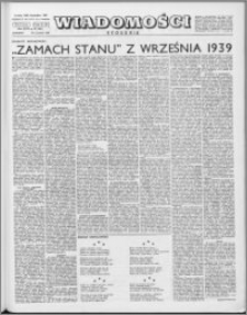 Wiadomości, R. 17 nr 39 (861), 1962