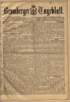 Bromberger Tageblatt. J. 12, 1888, Nr 250