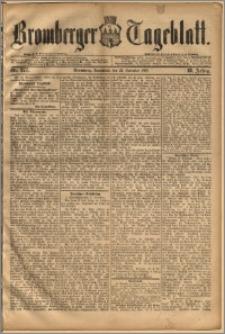 Bromberger Tageblatt. J. 12, 1888, Nr 277