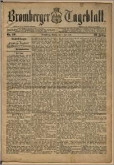 Bromberger Tageblatt. J. 13, 1891, Nr150