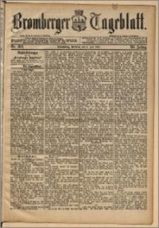Bromberger Tageblatt. J. 13, 1891, nr 152