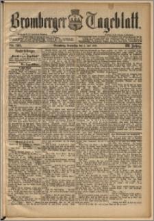 Bromberger Tageblatt. J. 13, 1891, nr 153