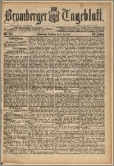 Bromberger Tageblatt. J. 13, 1891, nr 155