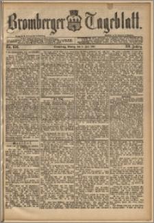 Bromberger Tageblatt. J. 13, 1891, nr 156