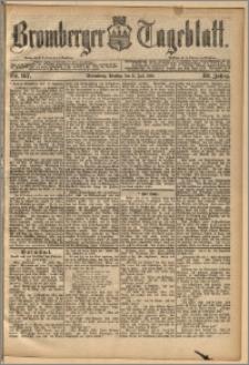 Bromberger Tageblatt. J. 13, 1891, nr 157