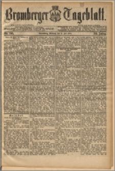 Bromberger Tageblatt. J. 13, 1891, nr 158
