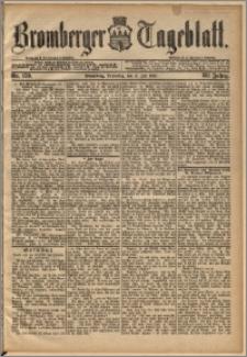 Bromberger Tageblatt. J. 13, 1891, nr 159