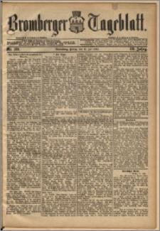 Bromberger Tageblatt. J. 13, 1891, nr 160