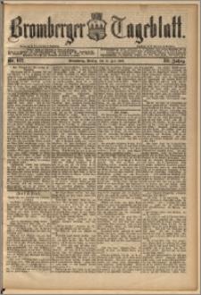 Bromberger Tageblatt. J. 13, 1891, nr 162