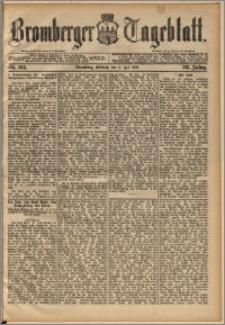 Bromberger Tageblatt. J. 13, 1891, nr 164