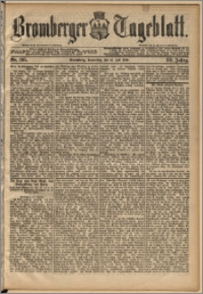 Bromberger Tageblatt. J. 13, 1891, nr 165