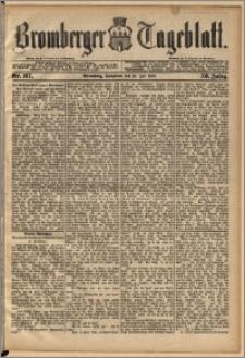 Bromberger Tageblatt. J. 13, 1891, nr 167