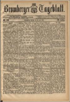 Bromberger Tageblatt. J. 13, 1891, nr 168