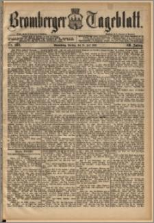Bromberger Tageblatt. J. 13, 1891, nr 169