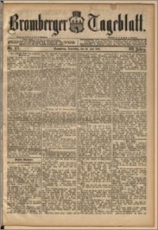 Bromberger Tageblatt. J. 13, 1891, nr 171