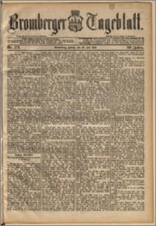 Bromberger Tageblatt. J. 13, 1891, nr 172