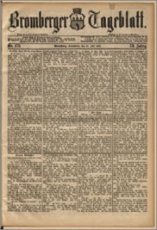 Bromberger Tageblatt. J. 13, 1891, nr 173