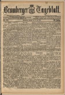 Bromberger Tageblatt. J. 13, 1891, nr 174