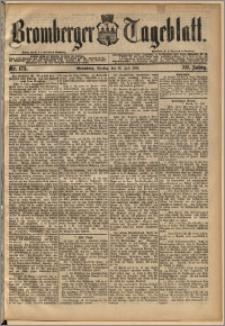 Bromberger Tageblatt. J. 13, 1891, nr 175