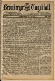 Bromberger Tageblatt. J. 13, 1891, nr 176