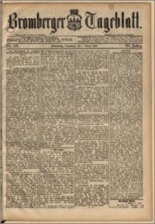 Bromberger Tageblatt. J. 13, 1891, nr 177