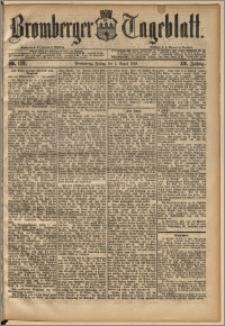 Bromberger Tageblatt. J. 13, 1891, nr 178