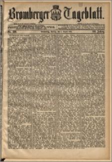 Bromberger Tageblatt. J. 13, 1891, nr 180