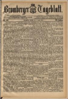 Bromberger Tageblatt. J. 13, 1891, nr 181