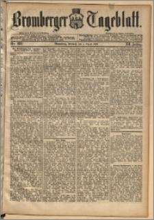 Bromberger Tageblatt. J. 13, 1891, nr 182