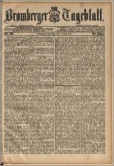 Bromberger Tageblatt. J. 13, 1891, nr 183