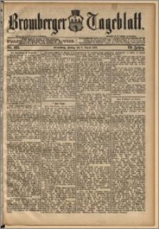 Bromberger Tageblatt. J. 13, 1891, nr 184